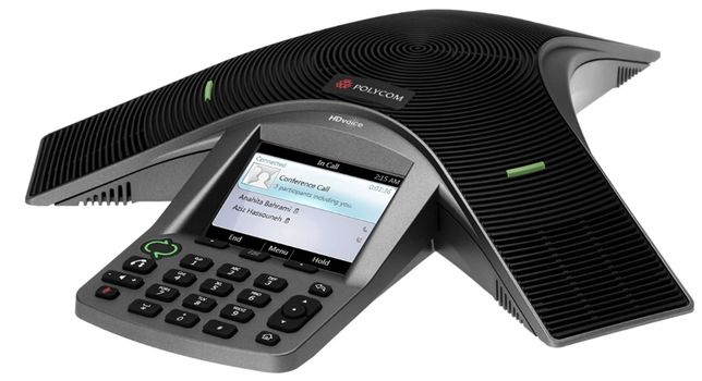 Polycom VoIP CX3000 Conference phone - Lync, Skype