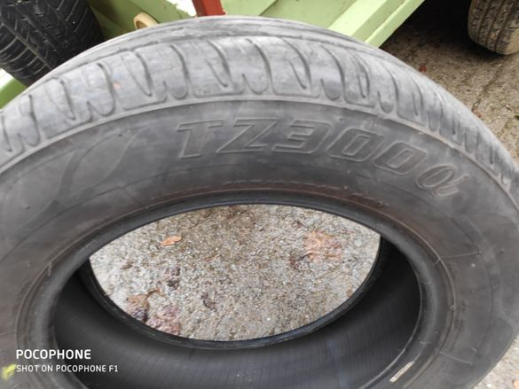 Продавам 4 бр. гуми Firestone TZ300A 185/65R15