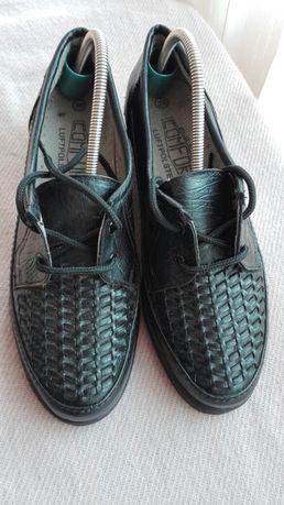 Pantofi piele nr 39 damă Comfort