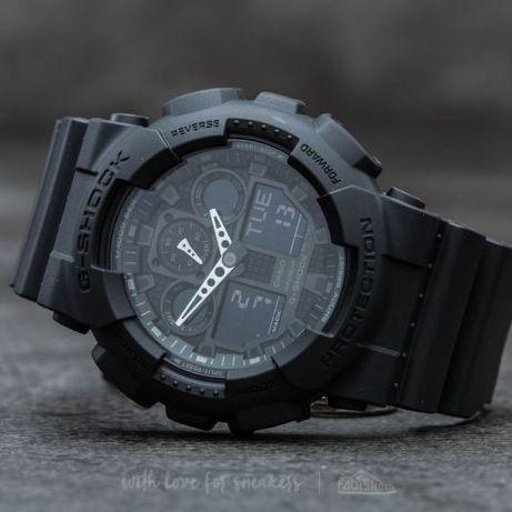 Casio G Shock GA 100 Чисто нов Бартер