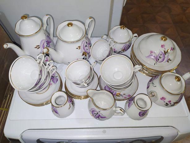 Сервиз Капчагай Чайно-Кофейный
