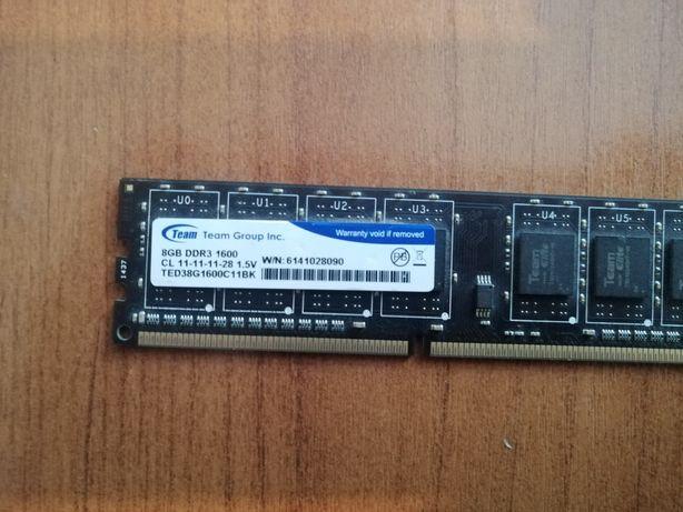 Продам оперативную память 8GB