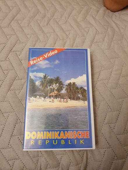Видео касета Доминикана немси език
