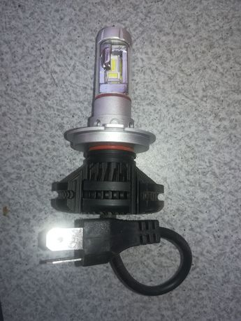 Becuri led h4 x3 headlight