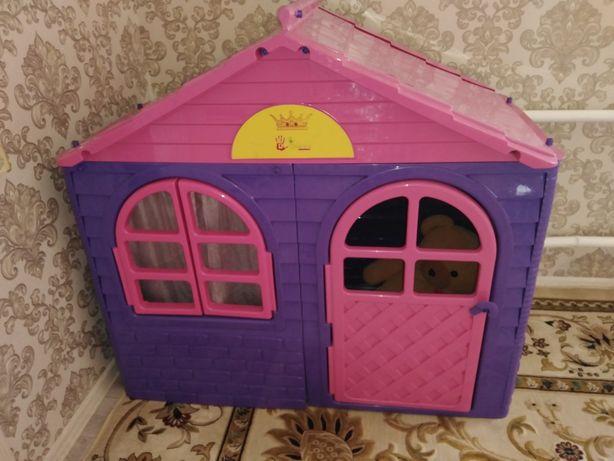 Детский домик для детей!