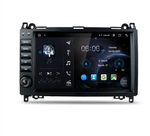 Мултимедия Мерцедес андроид навигация Mercedes