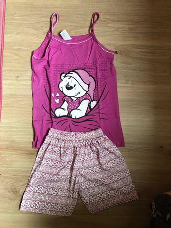 Лятна пижама, размер М, в наличност 2 цвята.