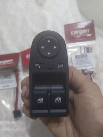 Продам блок управления стелкоподьемниками Лада с комплектующими фишкам
