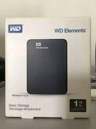 Hard Disk extern HDD Memorii externe WD Elements 1 2 3 4 TB SIGILATE!