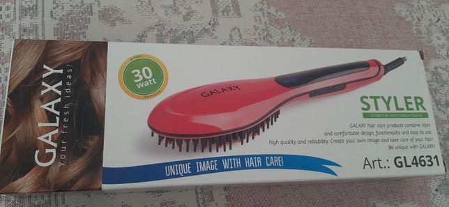 Стайлер - расчёска для выпрямления волос