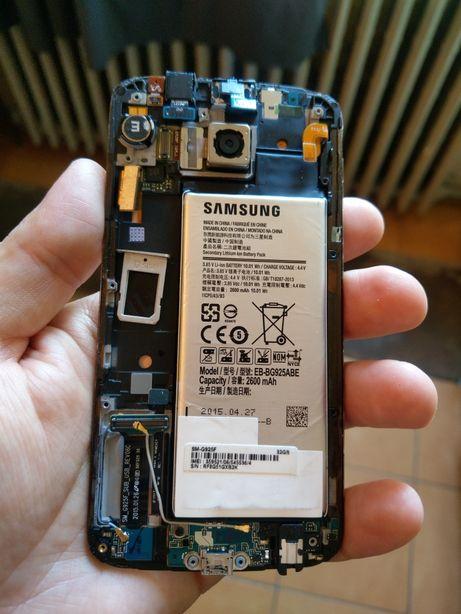 buton amprenta gold s6 edge g925f camera senzori