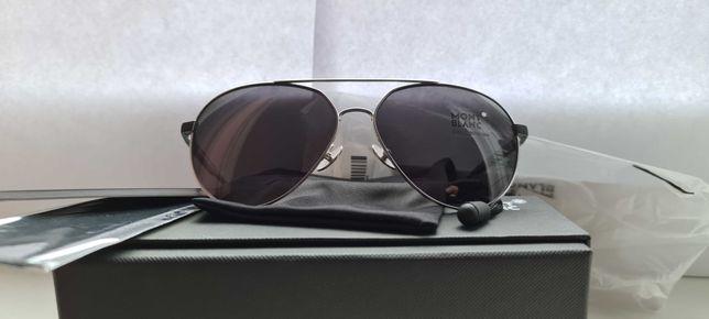 Солнцезащитные очки Mont Blanc, оригинал. Италия