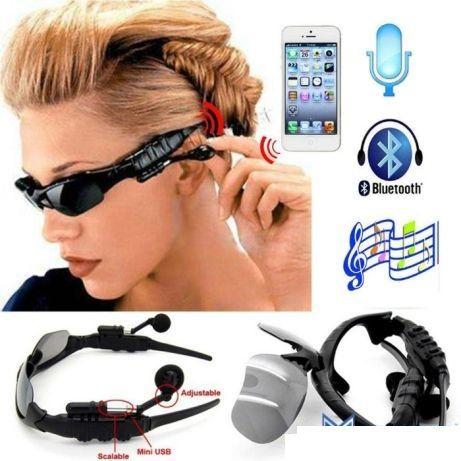 Слънчеви очила със слушалки, Bluetooth Слънчеви очила, хендсфри,SMART