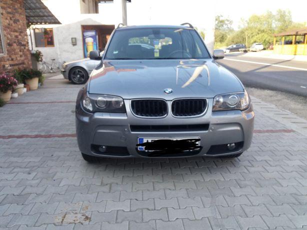 Vând BMW X3 2006