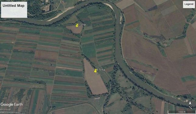 teren agricol 13.6 ha ususau