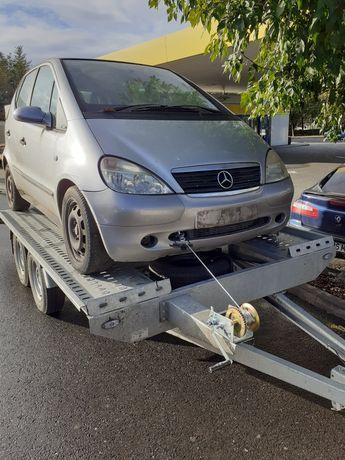 Dezmembrez Mercedes A160 CDI 2002