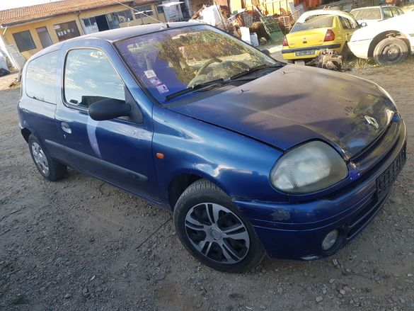 Рено Клио 2 1.2 Renault Clio 1.2 на части