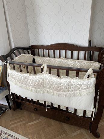 Детская кровать (манеж)
