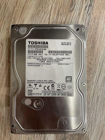 Жесткий внешний HDD диск 1TB