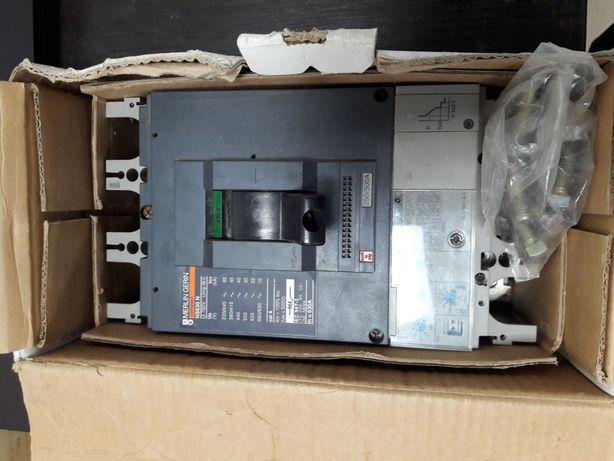 Автоматический выключатель на 500 Ампер