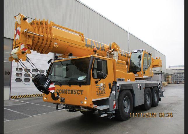 Inchiriere Automacara 60 tone
