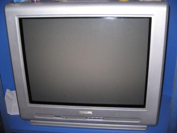 Телевизор Филипс 21 инча-отличен