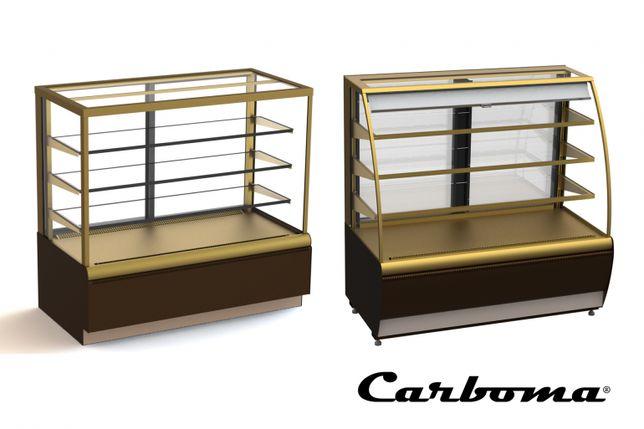 Кондитерские витрины Carboma