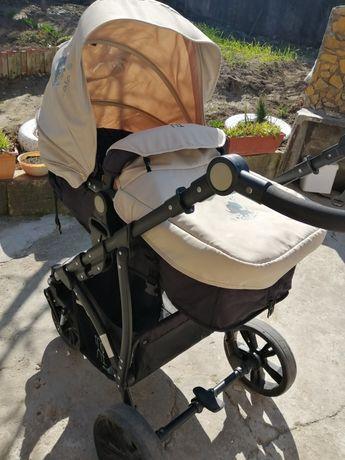 Бебешка комбинирана количка 2в1