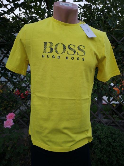 Tricou Hugo Boss S-M Arad - imagine 1