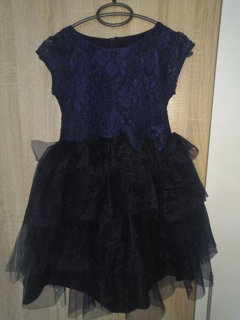 Официална рокля за момиче 8-10 г.