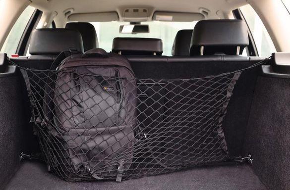 Мрежа на багажника 90х50см