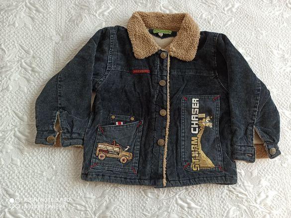 Детско палтенце за 2 год.
