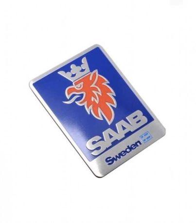 Emblema SAAB Accesorii Auto 92 93 96 Sonett 1 2 3 Turbo 900 Sedan 9000