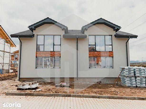 Predare 2021   Dezvoltator - Casa + curte 220mp   4 Camere