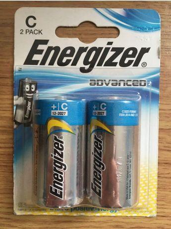 Energizer C Advanced 2 батерии