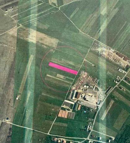 Teren intravilan de vanzare 4241 m² lângă Zaharovici