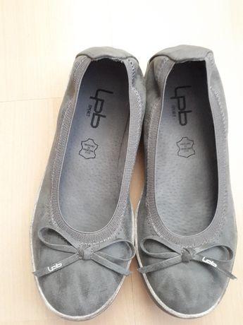Дамски обувки Lpb френски, 36номер, 23см стелка, ест.кожа нови