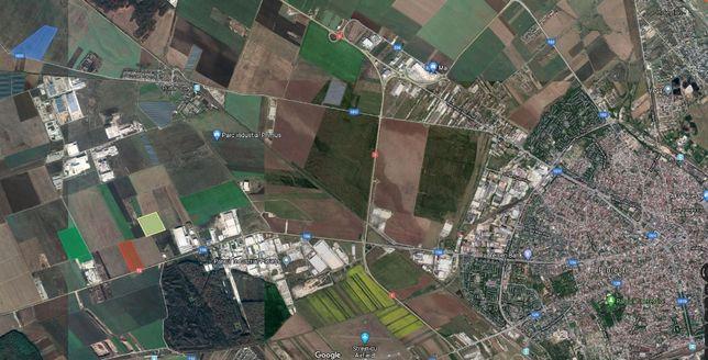 Teren parc industrial Ploiesti Aricestii Rahtivani Prahova 1.3-10ha