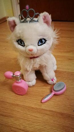 Pisica interactiva din plus - Barbie