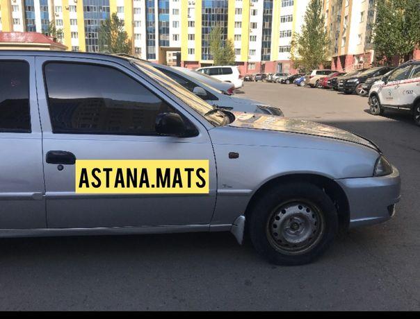 Авто шторки Nexia / Niva Chevrolet / Granta /Kalina Астан
