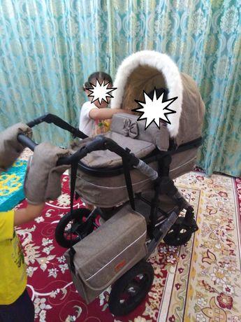 Продам коляску Teknum