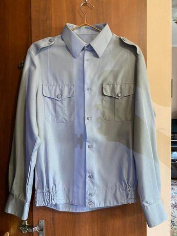 Военная рубашка для девочек