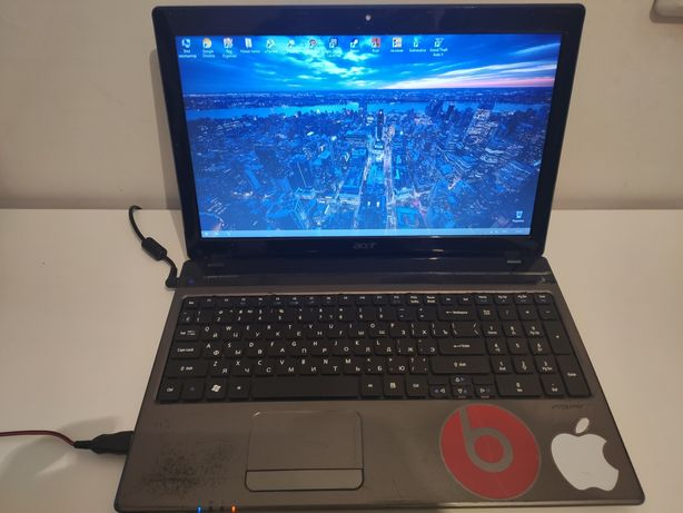 Ноутбук Асеr Aspire 5750g