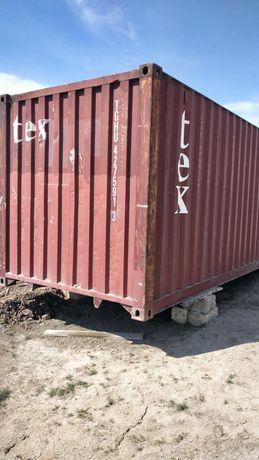 Контейнер, 40 тонник