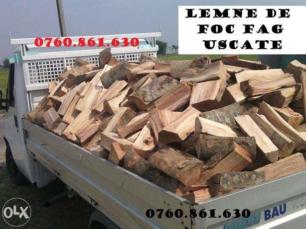 Vand lemne de foc-Uscate si Sparte FAG+STEJAR