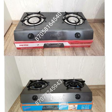 Настольная газовая плита, газ плита Производство Турция