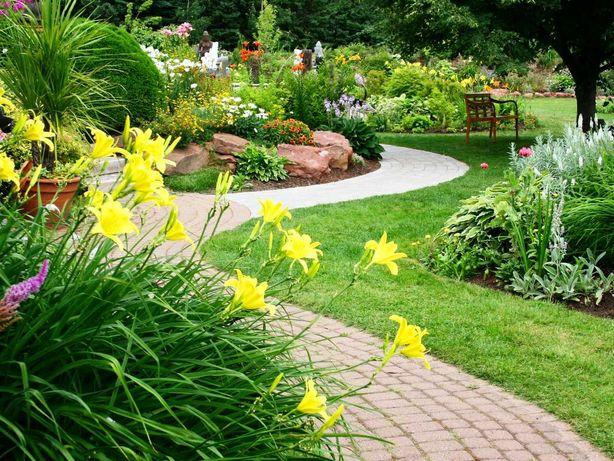 Создание и уход за вашим садом!