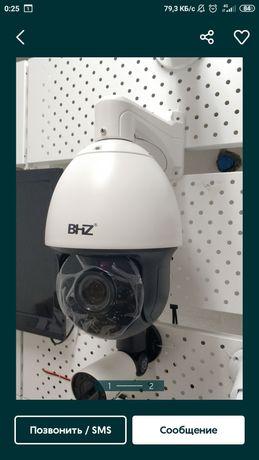 PTZ поворотная IP камера 5 МП