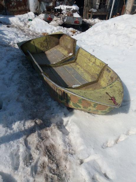 Продам 2 лодки алюминиевые
