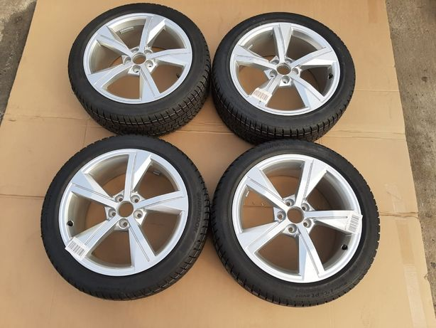 Jante aliaj / aluminiu 5x100 / R17, 7.5J, ET46, Vw, Audi, Skoda, Seat